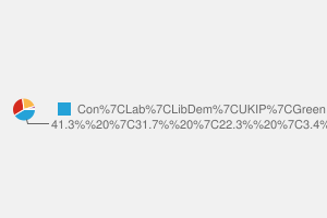 2010 General Election result in Somerset North East
